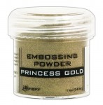 Puder do embossingu Ranger Princess Gold EPJ37477
