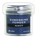 Puder do embossingu Ranger Navy EPJ60383