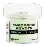 Puder do embossingu Ranger Bridal Tinsel EPJ37446