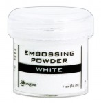 Puder do embossingu - White EPJ36685