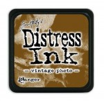 Tusz Distress Mini Pad - Vintage Photo