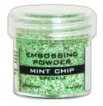 Puder do embossingu Ranger Mint Chip EPJ68679 - Miętowy