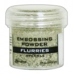 Puder do embossingu Ranger Flurries EPJ68631