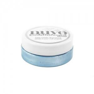 Nuvo Mousse - Cornflower Blue 806N