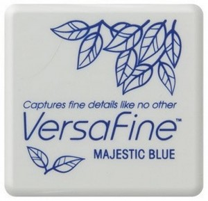 Tusz VersaFine Small -  Majestic Blue