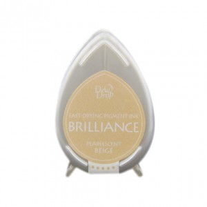 Tusz Brilliance Dew Drop - Pearlescent Beige