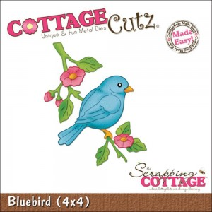 Wykrojnik Cottage Cutz - Bluebird