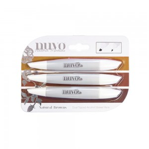 Nuvo Marker Alkoholowy -  Natural Browns - 317N