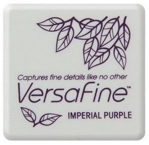 Tusz VersaFine Small -  Imperial Purple