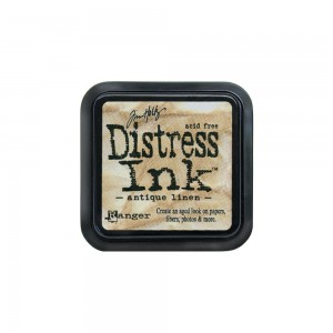 Tusz Distress - Antique Linen