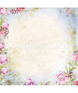 Papier Cardmaking Romantic Garden 03/04