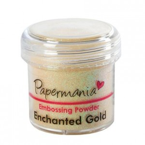 PUDER DO EMBOSSINGU - ENCHANTED GOLD