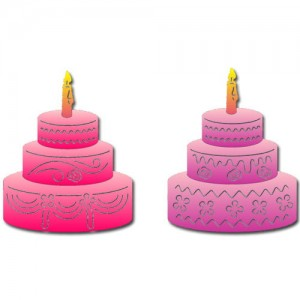 Wykrojnik Crafty Ann Cakes Set