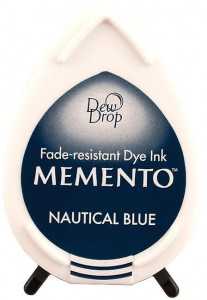 Tusz Memento Dew Drop - Nautical Blue