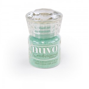 Puder do embossingu Nuvo - Cool Jade 608N