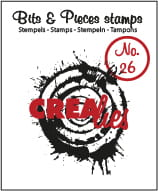 Stempel Crealies Splash CLBP26