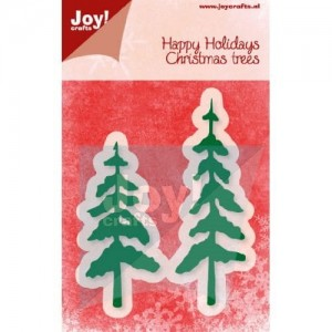Wykrojnik Joy! Crafts 6002/2056 - Christmas trees