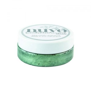 Nuvo Mousse - Seaspray Green 817N
