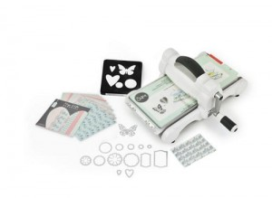 Maszynka Sizzix Big Shot Starter Kit White&Grey MLH
