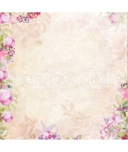 Papier Cardmaking Romantic Garden 07/08