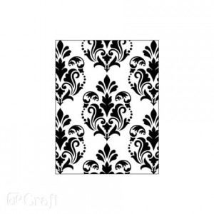 Folder do embossingu Damask JCMA-017