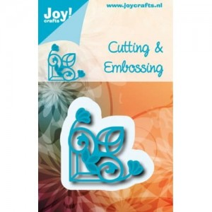 Wykrojnik Joy! Crafts 6002/0564