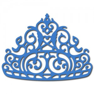 Wykrojnik Crafty Ann Queen's Crown - Korona