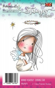 Stempel Winnie Heavenly - Shining Star