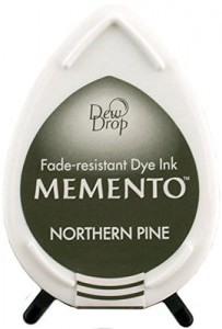 Tusz Memento Dew Drop - Northern Pine