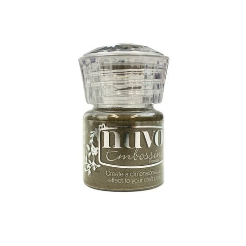 Puder do embossingu Nuvo - Classic Gold 600N
