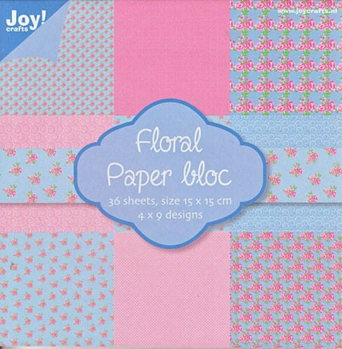 Papier Joy!Crafts 6011/0014 Floral
